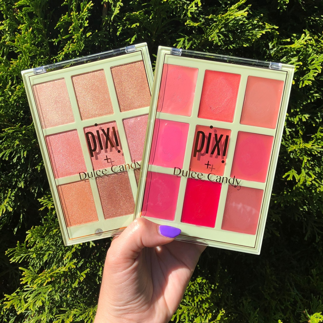 Pixi x Dulce Candy Palette Reviews