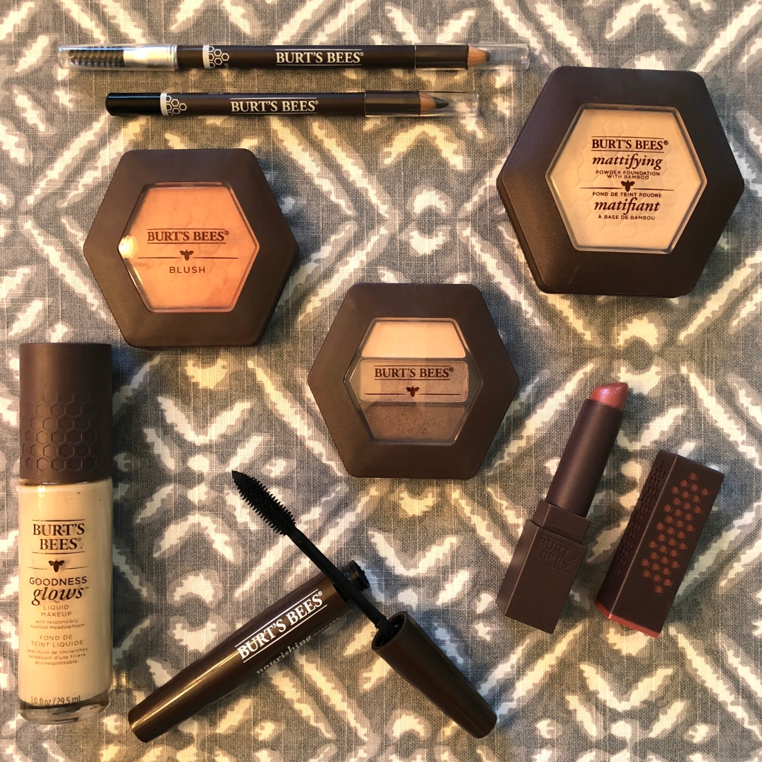Burt's Bees Makeup products