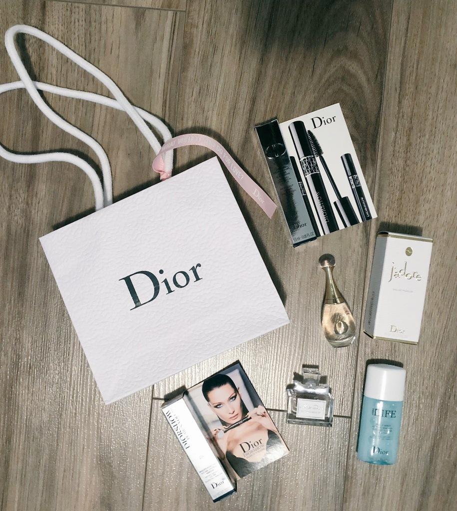 dior gift mascara diorshow j'adore miss dior