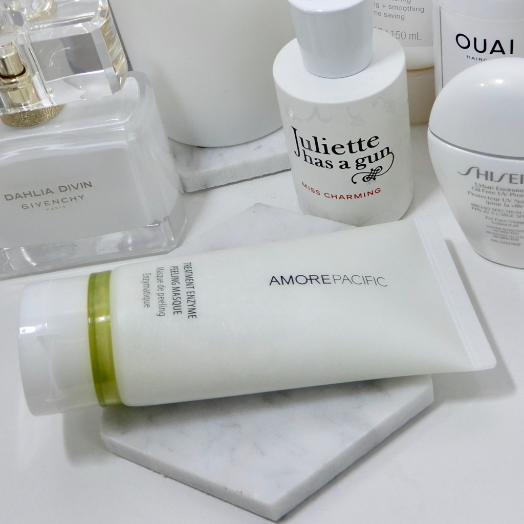 AmorePacific Treatment Enzyme Mask Review