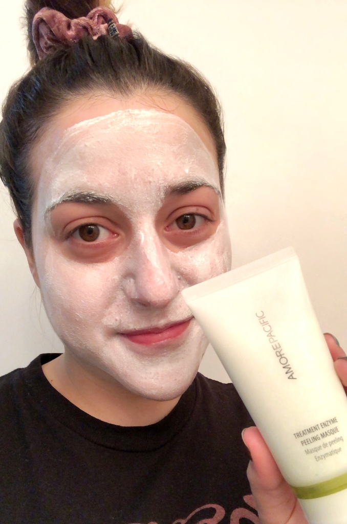 Review of the AmorePacific Treatment Enzyme Mask