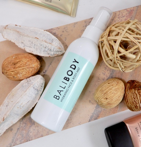 Bali Body Hydrating face and body spray
